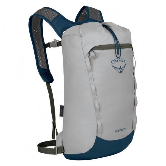 Daylite Cinch Pack Tagesrucksack mit Kordelzugverschluss 41 cm aluminium grey