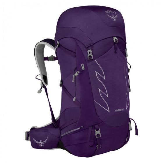 Tempest 40 Trekkingrucksack WXS/S violac purple