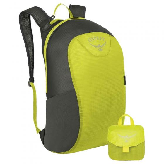 Ultralight Stuff Pack Rucksack electric lime