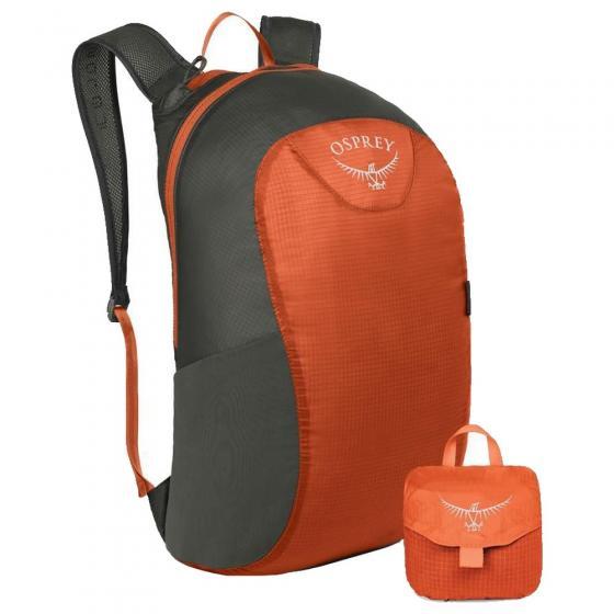 Ultralight Stuff Pack Rucksack poppy orange