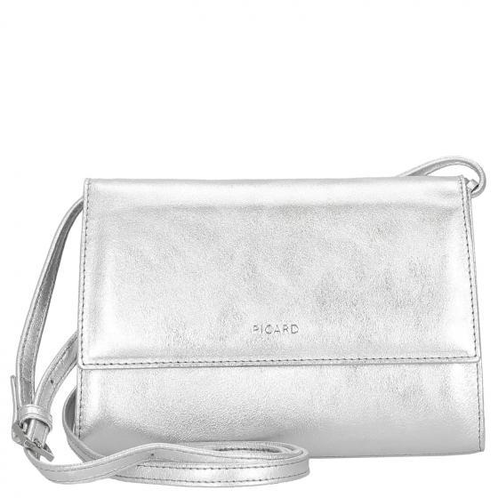 Auguri Handtasche 19 cm silber