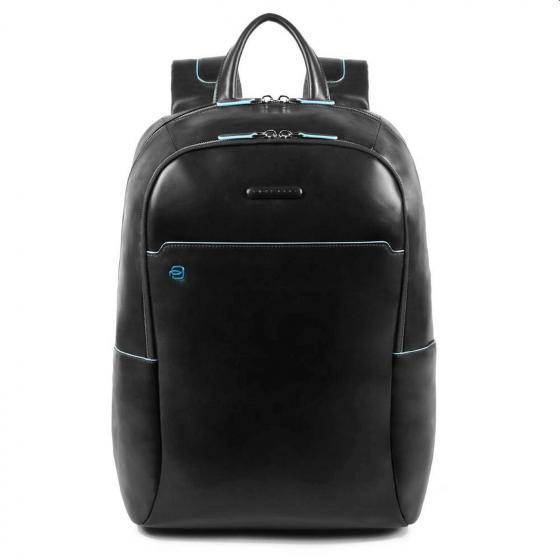B2S Laptoprucksack mit iPad-Fach und RFID 43 cm 15.6'' black
