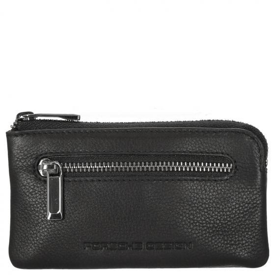 Business Key Case / Schlüsseletui M 12.5 cm black