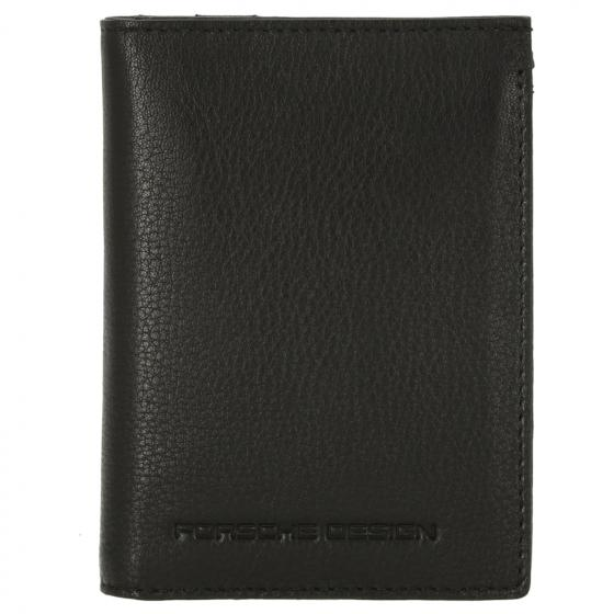 Business Billfold 6 US Geldbörse RFID 11.5 cm black