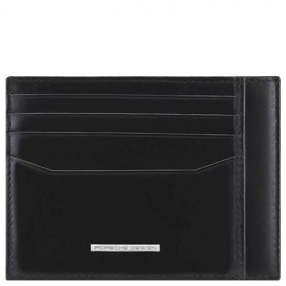 Classic Cardholder 4 Kreditkartenetui RFID 11.5 cm black