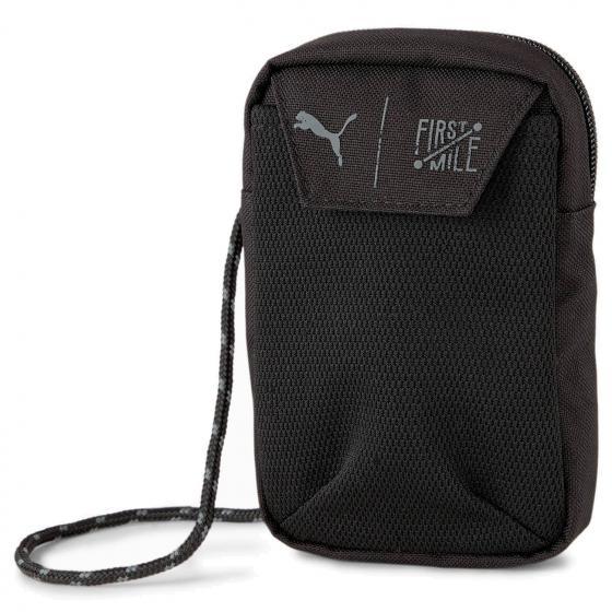 First Mile Neck Wallet black
