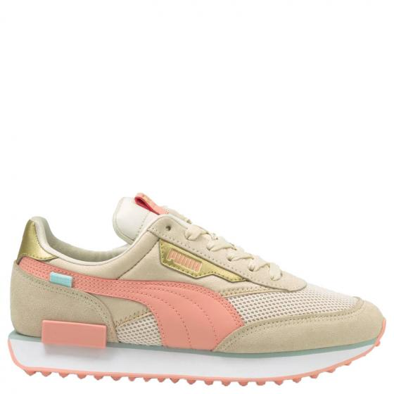 W Future Rider Chrome Sneaker Schuh 375081 38 | eggnog/apricot blush