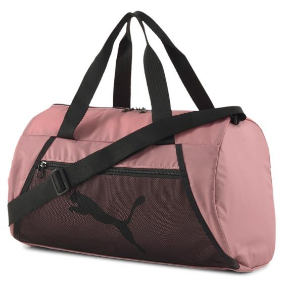 At Ess Barrel Bag Sporttasche 48 cm foxglove-puma  black