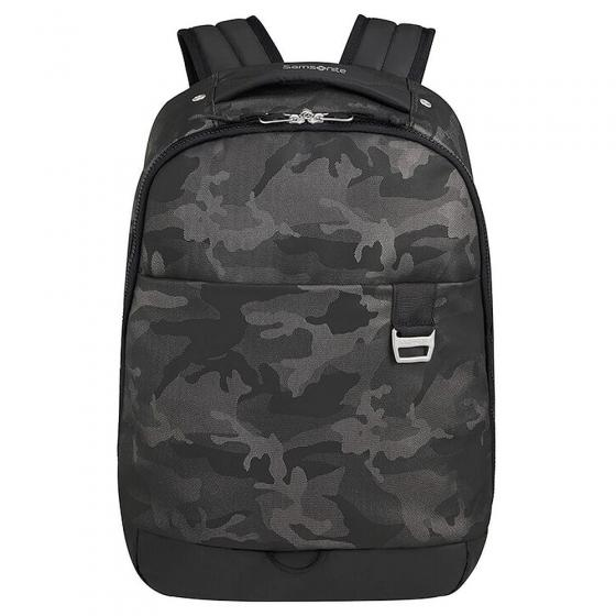 """Midtown Laptop-Rucksack 14"""" 41 cm S camo grey"""