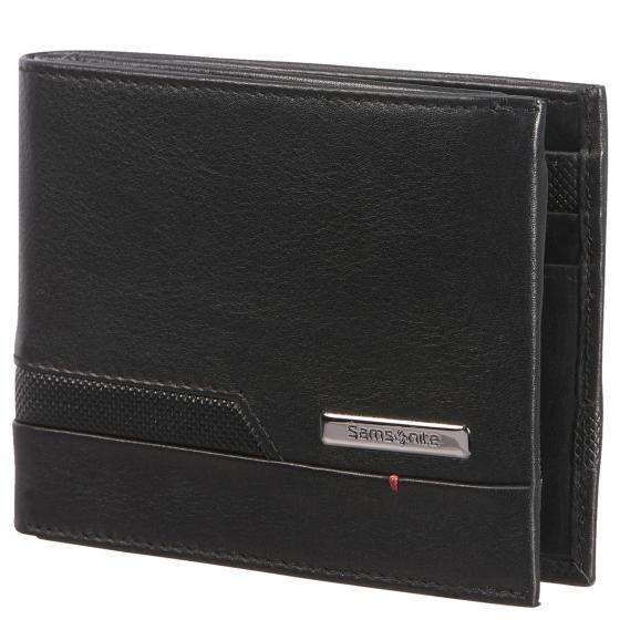Pro-Dlx 5 SLG Geldbörse 11 cm RFID black