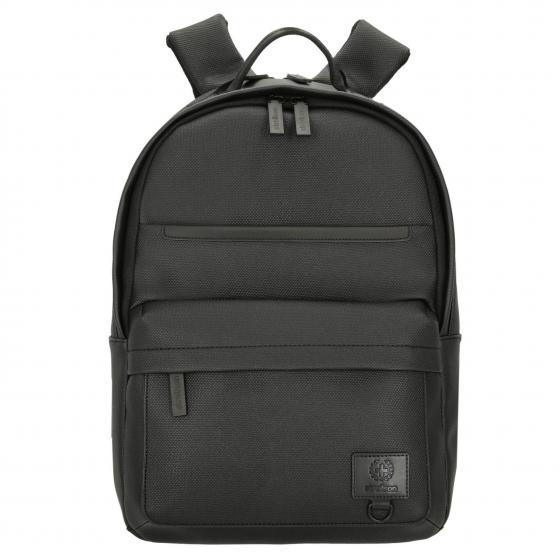 Blackhorse Rucksack mit Laptopfach LVZ 45 cm black