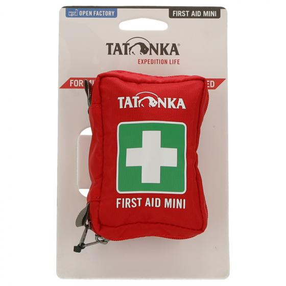 First Aid Mini Erste Hilfe Set red