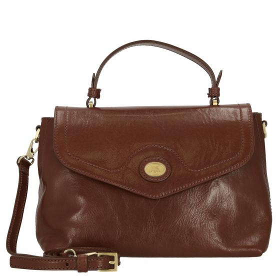 Story Donna Top Handle Bag 29 cm brown