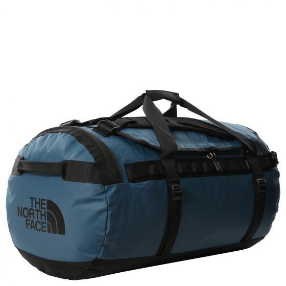 Base Camp Duffel / Reisetasche L monterey blue-tnf black