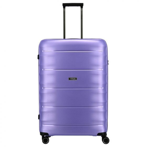 Highlight 4-Rollen-Trolley L 75 cm lilac metallic