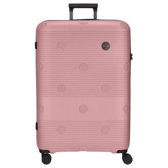 Smarty 4-Rollen-Trolley L 77 cm rosa