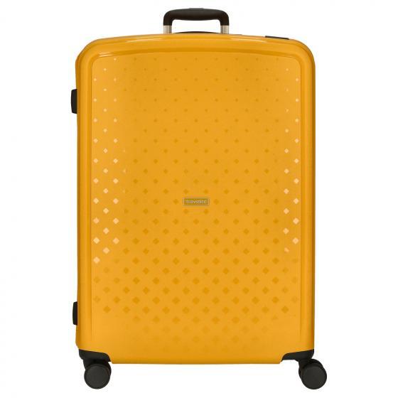 Terminal 4-Rollen-Trolley L 76 cm  yellow