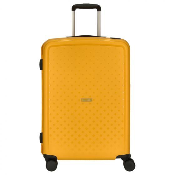 Terminal 4-Rollen-Trolley M 67 cm  yellow