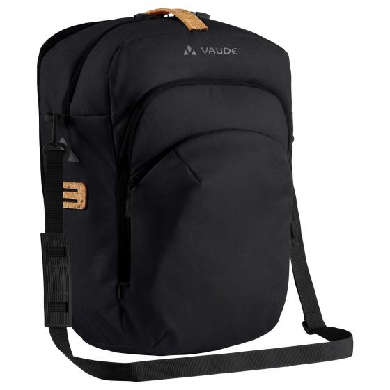 Bike eBack Single Gepäckträgertasche 46 cm black