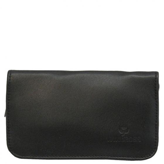 Nappa Taschenmanicure mit Bestückungen aus dem Hause Zwilling/Solingen 15 cm schwarz