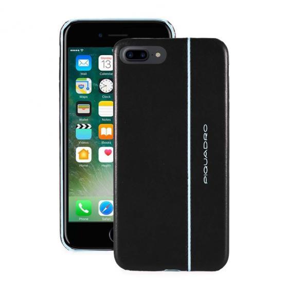 Blü Square iPhone 7 Plus Hülle black