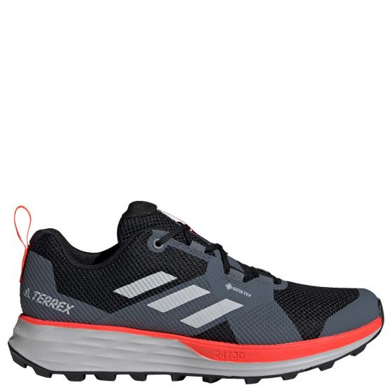 M TWO GTX Outdoor Schuh EH1833 43 1/3 | black red