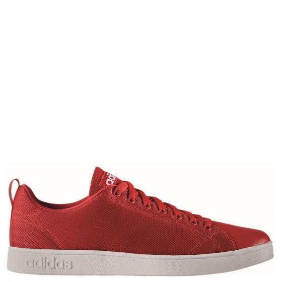 M VS Advantage Clean Sneaker Schuh 41 1/3 | red