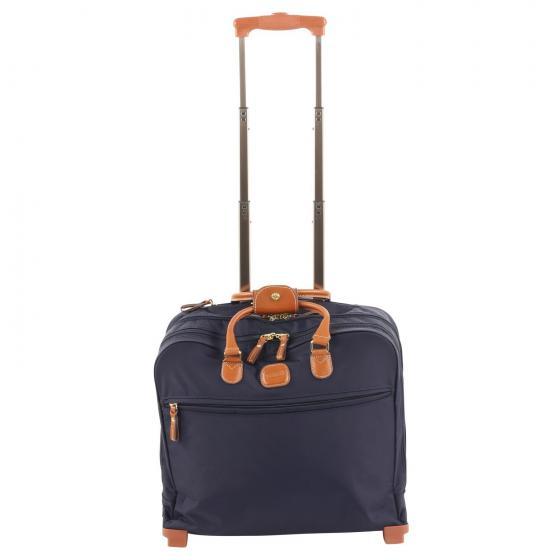 X-Travel Pilotcase 2-Rollen-Businesstrolley 40,5 cm blue