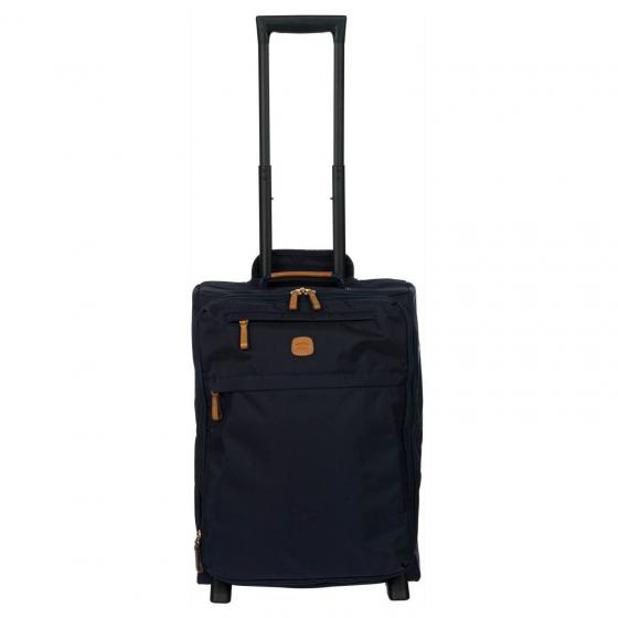 X-Travel 2-Rollen-Kabinentrolley S 55 cm  erw. blue