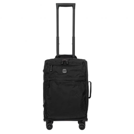 X-Travel 4-Rollen-Kabinentrolley S 55 cm black