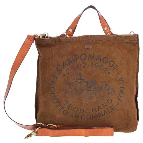 Calipso Shopping Medium 35/40 cm v.militare t/cognac st.nera