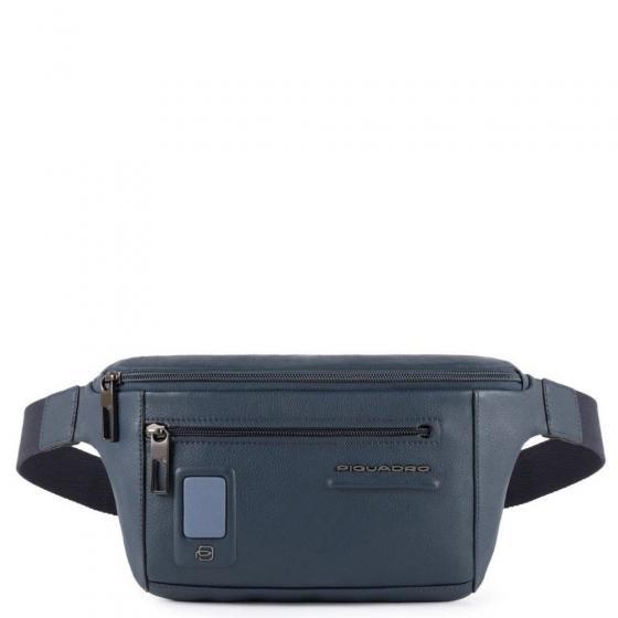 Akron Gürteltasche 30 cm blue
