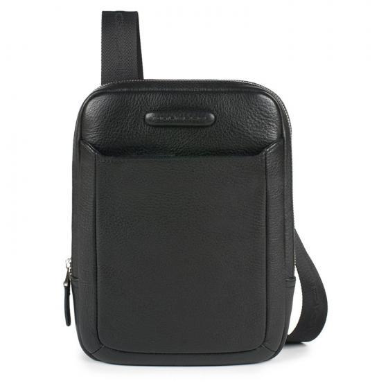 Modus Schultertasche 22 cm black