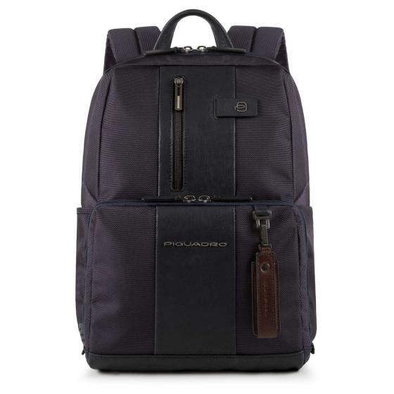 "Brief Laptoprucksack M 38.5 cm 14"" blue"
