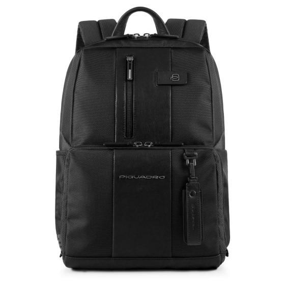 """Brief Laptop-Rucksack M 38.5 cm 14"""" black"""