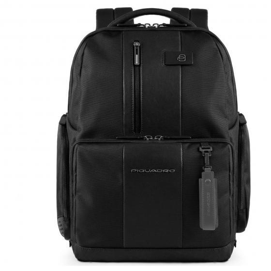 Brief Fast-Check Rucksack L RFID 42 cm black