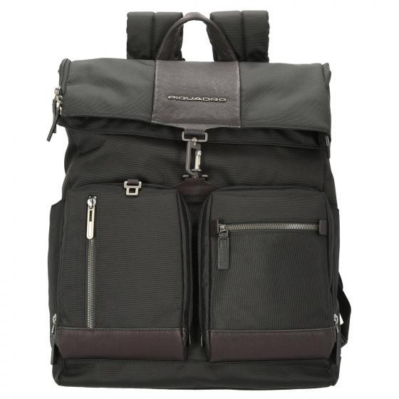 "Brief Laptoprucksack RFID L 42,5 cm 15.6"" black"