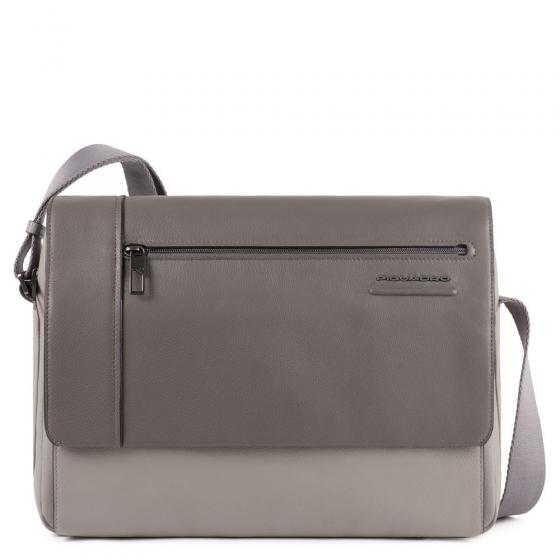 Akron Couriertasche 38 cm grey