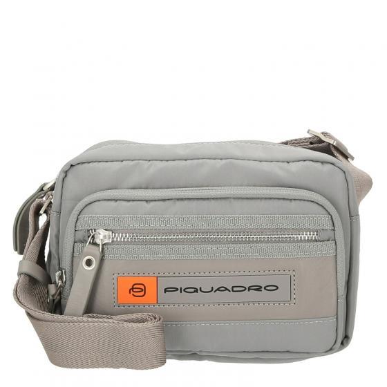 PQ-Bios Crossovertasche 21 cm grey