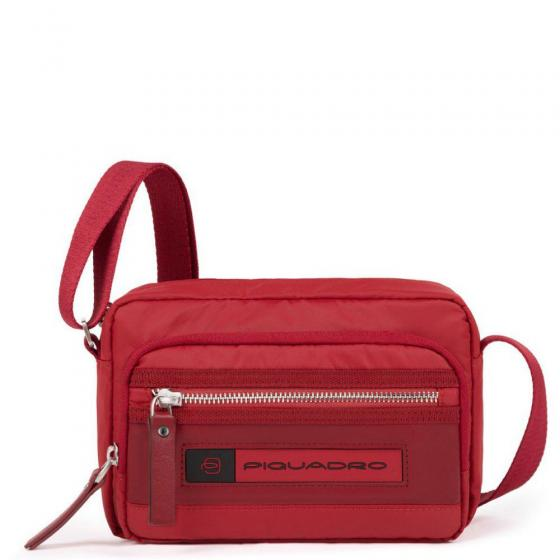 PQ-Bios Crossovertasche 21 cm red
