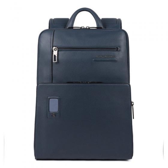 "Akron Laptroprucksack 14"", 40 cm blue"
