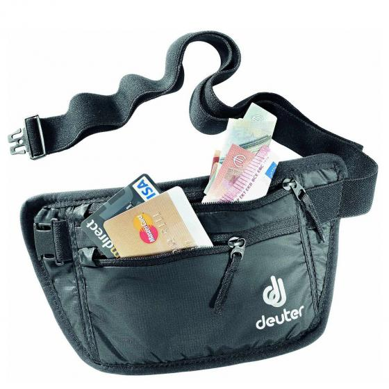 Accessoires Security Money Belt I Geldgurt black