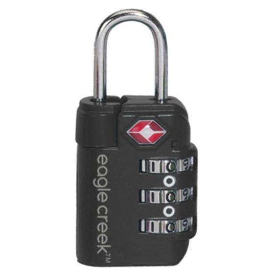 Travel Safe TSA-Lock Schloss 6,5 cm graphite