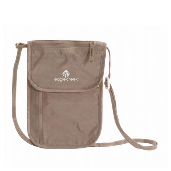 Reisezubehör (Travel Security) Undercover Neck Wallet DLX Brustbeutel 20 cm khaki