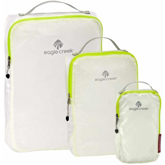 Eagle Creek Selection Pack-It Specter Cube Set XS/S/M white