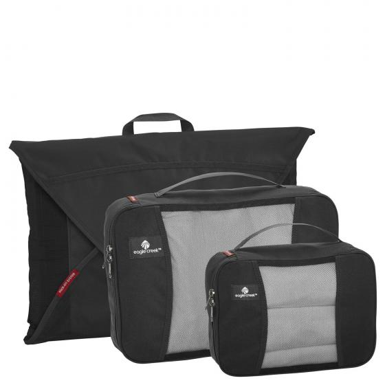 Eagle Creek Selection Pack-It Originals Starter Set 3 tlg. black