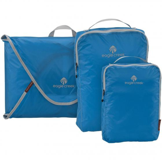 Eagle Creek Pack-It Specter Starter Set 3 tlg. brilliant blue