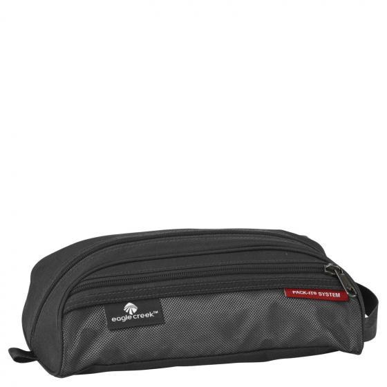 Pack-It Originals Pack-it Quick Trip Kulturbeutel 25,4 cm black