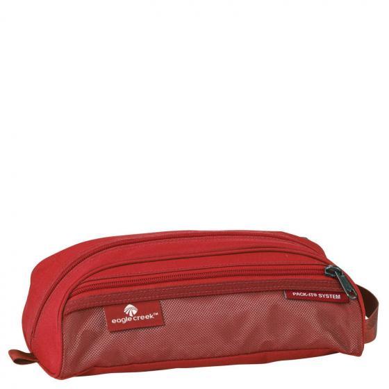Pack-It Originals Pack-it Quick Trip Kulturbeutel 25,4 cm red fire