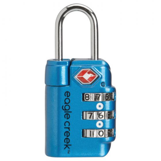 Reisezubehör (Travel Security) Travel Safe TSA-Lock Schloss 6,5 cm brilliant blue